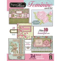 Card Kit Feminine Cards