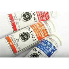 Da Vinci Artists' Oil Color Paint 37ml Cadmium Orange