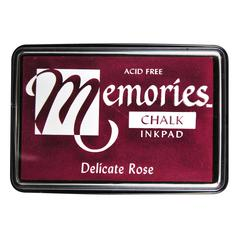 Memories Chalk Ink Pad Delicate Rose