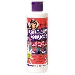 Glue Sealer & Gloss Finish