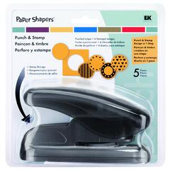 Paper Shapers Punch & Stamp Medium Circle