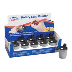 Alvin Rotary Lead Pointer Display