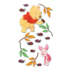 EK Success Disney© 3-D Stickers Winnie The Pooh & Piglet