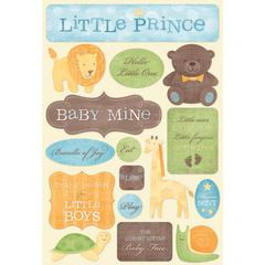 Cardstock Sticker Little Prince
