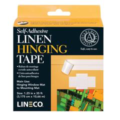 Acrylic Self-Adhesive Linen Tape