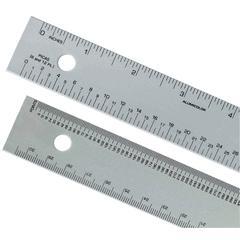 """Alumicolor 24"""" Aluminum Ruler"""