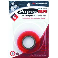 "Therm O Web 1/8"" x 6yd Super Tape Roll"