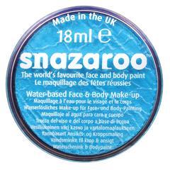 Snazaroo FACE PAINT TURQUOISE 18ml