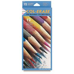 Col-Erase Erasable Color Pencil Brown