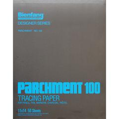 "11"" x 14"" Parchment Tracing Pad"