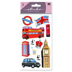 Sticko Classic Stickers London