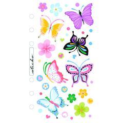 Classic Stickers Butterflies