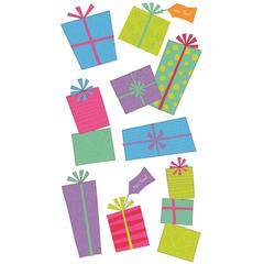 Sticko Vellum/Glitter Stickers Birthday Gifts