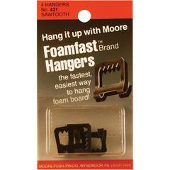 Moore Foamfast Sawtooth Hangers