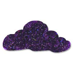 Sparkly Fluff Punk Purple