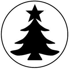Tonic Studios Punch Christmas Tree