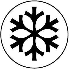 Tonic Studios Punch Contemporary Snowflake