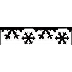 Edger Punch Snowflake