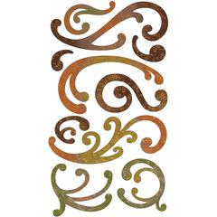 Sticko Classic Stickers Earth Flourish