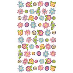 Sticko Classic Stickers Teeny Tiny Flowers