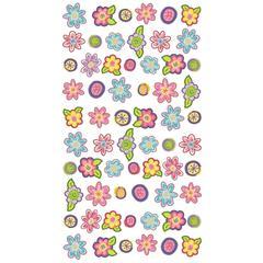 Classic Stickers Teeny Tiny Flowers