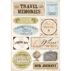 Karen Foster Design Cardstock Sticker Adventure