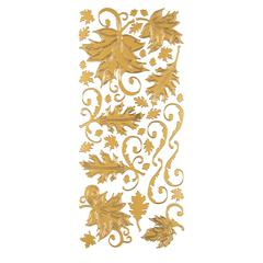Dazzles Stickers Gold Autumn Slendor