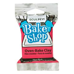 Sculpey Bake Shop Oven-Bake Clay Hot Pink