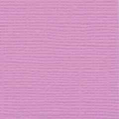 Bazzill Monochromatic 8.5 x 11 Textured Cardstock Petunia