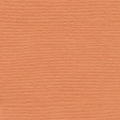 Bazzill Monochromatic 8.5 x 11 Textured Cardstock Apricot