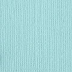 Bazzill Monochromatic 12 x 12 Textured Cardstock Jetstrem