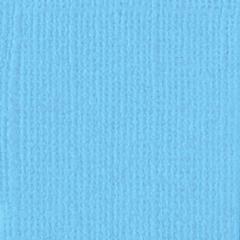 Bazzill Monochromatic 8.5 x 11 Textured Cardstock Ocean