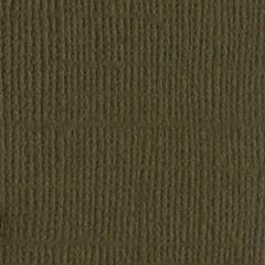 Bazzill Monochromatic 12 x 12 Textured Cardstock Bark