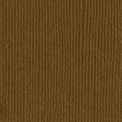 8.5 x 11 Textured Cardstock Walnut