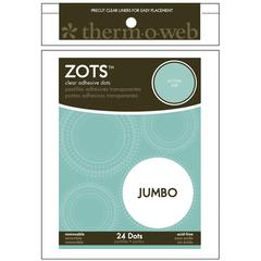 Removable Single Adhesive Dots Jumbo