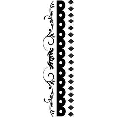 Clearsnap Design Adhesive Fancy Edges