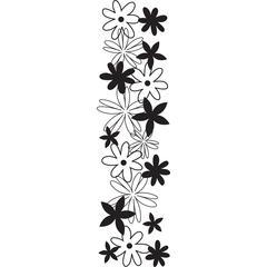 Design Adhesive Pretty Petal