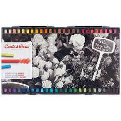 Conté Crayon 48-Color Assorted Set