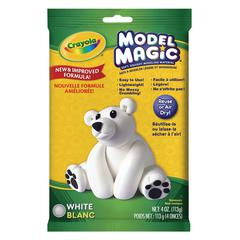 Crayola Model Magic Single Pack 4oz White