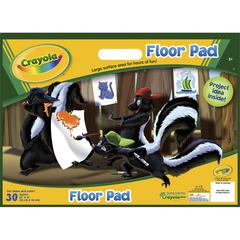 Crayola 22 x 16 Giant Floor Pad 30 Sheets