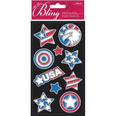 Jolee's Boutique All That Bling Le Grande Outline Stickers USA