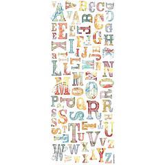 Rub-Ons Alphabet