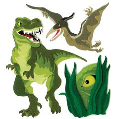 Sticker Dinosaurs
