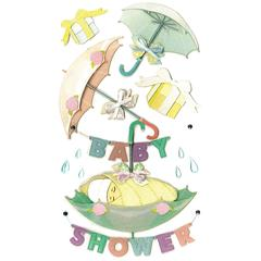 Jolee's Boutique Stickers Baby Shower