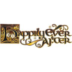 Jolee's Boutique Title Waves 3-D Title Sticker Happily Ever After