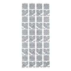 Blue Hills Studio DesignLines Outline Stickers Silver #22