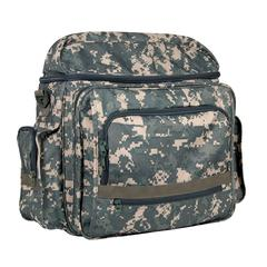 Heritage Traveler Artist Backpack Forest Camo
