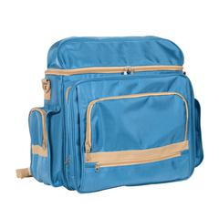 Heritage Traveler Artist Backpack Sand & Sea