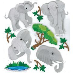 Jolee's Boutique Sticker Elephants