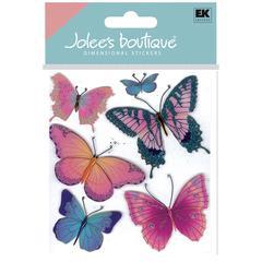 Sticker Butterflies